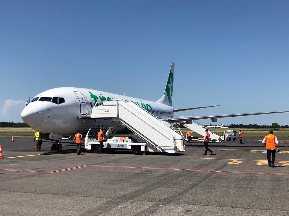 Transavia 5 nouvelles lignes  Gate7