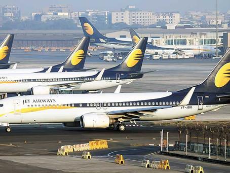 Jet Airways qui a cessée ses opérations en 2019 compte reprendre les vols domestiques en 2022.