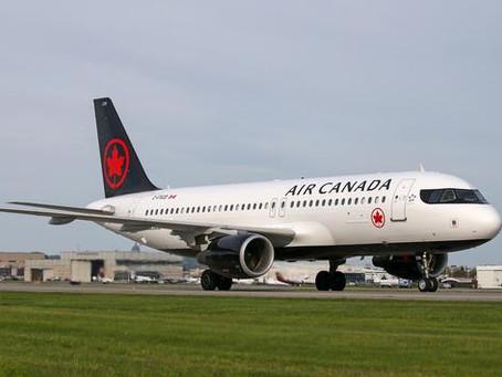 Desserte de 50 aéroports canadiens et 3 nouvelles liaisons domestiques pour Air Canada cet été.