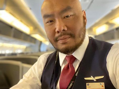 Le Proust voyageur de Joe Kam PNC chez American Airlines