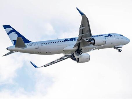 Air Corsica au rendez vous de la relance 100 % de la flotte en activité et de nouvelles liaisons