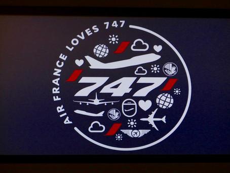 5 ans déjà ! l'Adieu d'Air France au Boeing 747