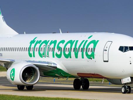 Les top 10 destinations à petits prix de Transavia au départ de Nantes, Lyon, Montpellier et Paris.