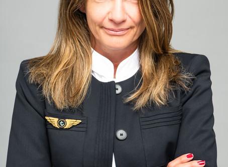Le Proust voyageur de Daphné Desrosiers pilote de ligne sur Boeing 737 NG
