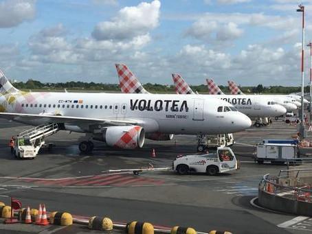 Volotea propose de nouvelles routes en France et en espagne