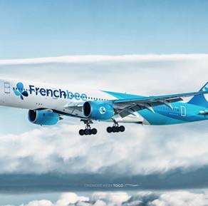 French Bee effectue un 1er vol d'évacuation de malades entre Papeete et Paris-Orly
