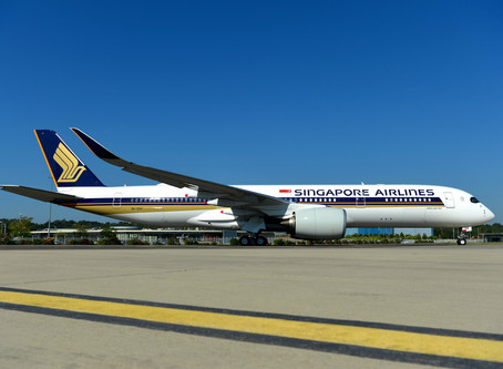 Singapore Airlines reprend les vols sans escale entre Singapour et New-York