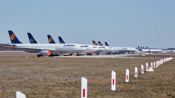 grounded lufthansa fleet Gate7