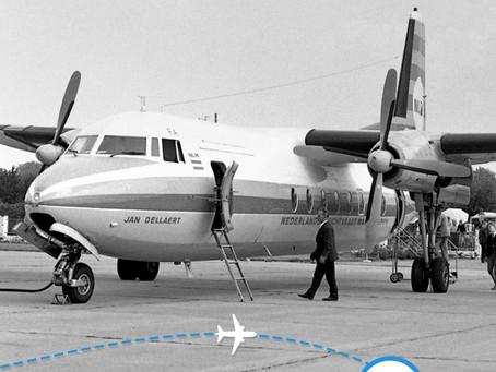 Album photos : KLM Cityhopper, la filiale régionale de KLM, célèbre ses 55 ans.