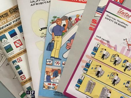 Airline Safety Cards : le site incontournable des collectionneurs