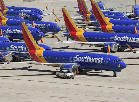 Reprise des vols pour les Boeing 737 Max de Southwest Airlines