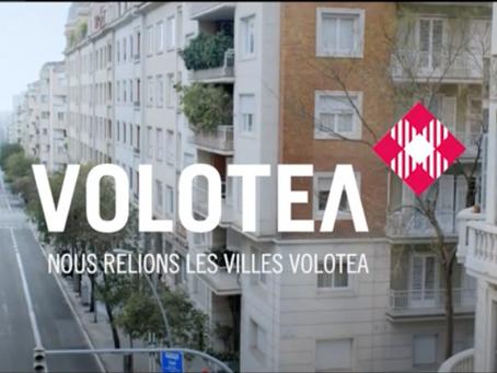 VOLOTEA lance une campagne TV nationale optimiste sur la reprise des voyages