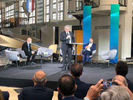 Le Paris Air Forum, l'évenement où se dessine le transport aérien de demain.
