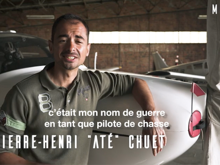 Le groupe Alchimie lance MACH1.tv Première chaîne de VOD dédiée à l'aviation !