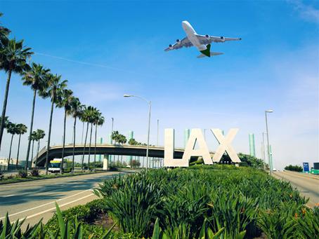 """L'Aéroport de Los Angeles célèbre les 60 ans du """"Jet Age"""" et poursuit sa modernisation."""