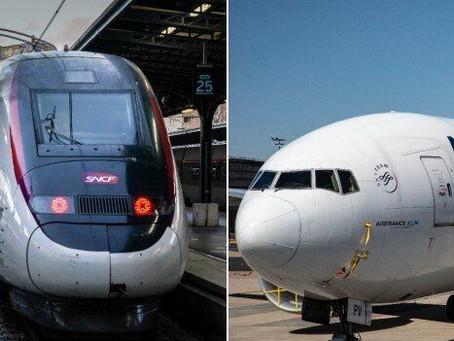Air France et SNCF ajoutent 7 liaisons « Train + Air »