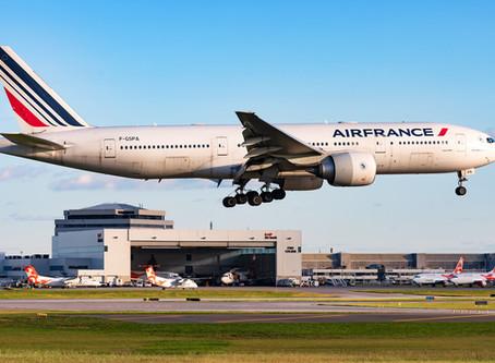 Air France assurera 50% de son programme initialement prévu en novembre et décembre 2020.