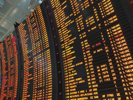 3 questions sur l'impact du COVID-19 sur le comportement des français en matière de transport aérien