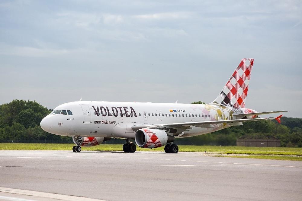 Airbus A319 Volotea - Gate 7