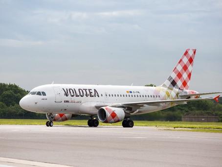 VOLOTEA renforce son offre à l'aéroport de Lyon Saint-Exupéry et lance 4 nouvelles lignes.
