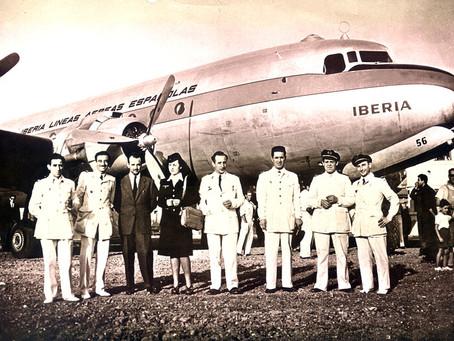 Iberia célèbre 75 ans de liaisons vers l'Amérique Latine