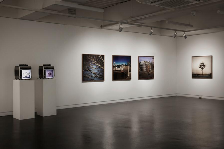 Imputed Scenery, exhibition view  Space K, Seoul, Korea 2015