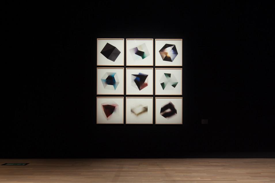 Crystal Lake, exhibiton view Artist File 2015 Next Doors National Art Center, Tokyo, Japan 2015