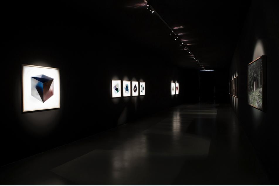 Crystal Lake, exhibition view The Breath of Fresh  Gyeonggi Museum of Modern Art, Ansan, Korea 2014