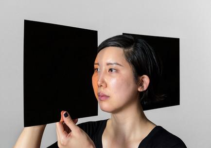 Two Squares Archival pigment print 70 x 100 cm Photography 2017