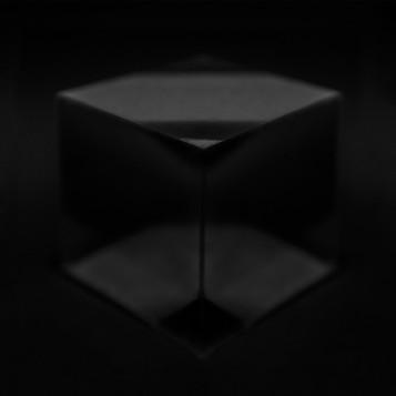 Cube II Archival pigment print 110 x110 cm Photography 2017