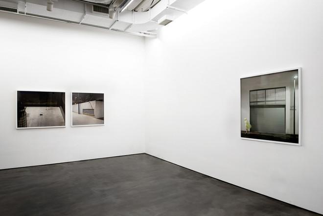 Unfamiliar Corner, exhibition view  Gallery Chosun, Seoul, Korea 2013