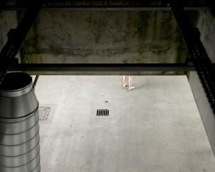 Unfamiliar Corner 10 128x90cm Photography Archival pigment print 2013