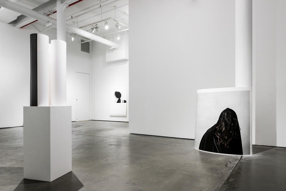 Theater Near Me, exhibition view  Doosan Gallery, New York 2018