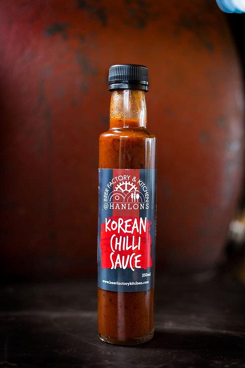 BFK Korean Chilli Sauce