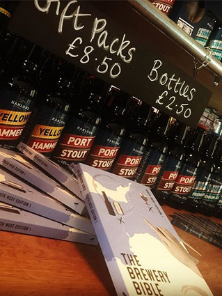 _thebrewerybible has landed!!! Come and