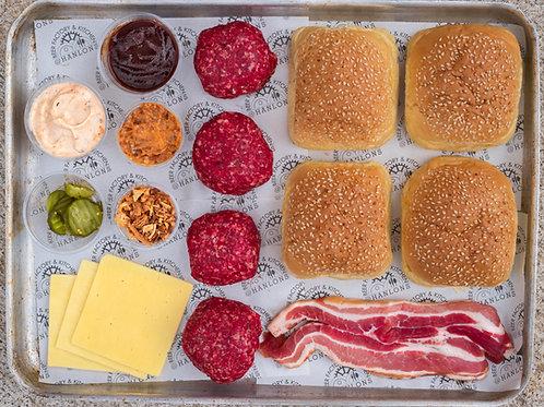 New DIY Burger Box
