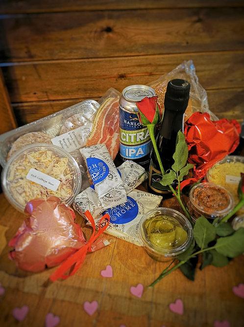 BFK Valentines Burger Box