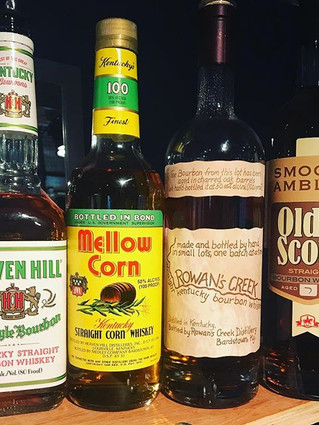 Check out our Bourbon selection from _re