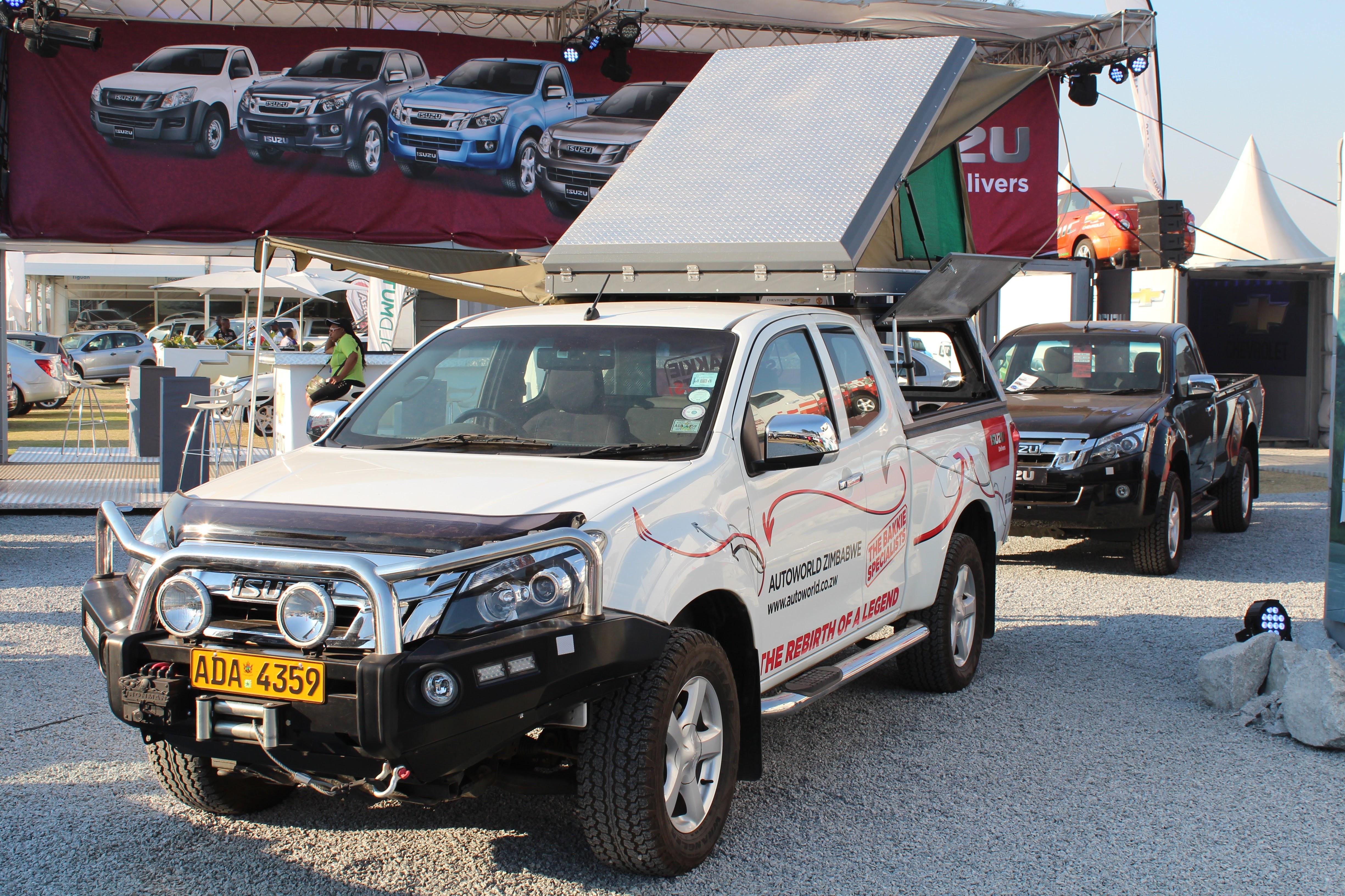 Vehicle Branding Harare Zimbabwe