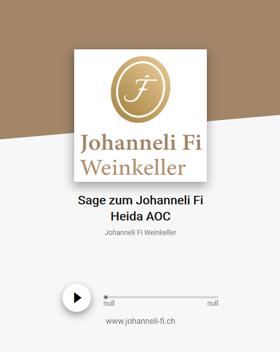 Johanneli Fi Weinkeller, Schweizer Weintourismuspreis, Heida, Höchster Weinberg Europas, Sagen, Sagengeschichten