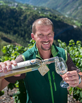 Johanneli Fi Weinkeller, Winzerporträt, Über uns, Schweizer Weintourismuspreis, Heida, Höchster Weinberg Europas, Weindegustation, Wein verkosten