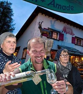 REstaurant Mooslp, Sagenabend, Wine and Dine, Boozuteam Agarn, Johanneli Fi Weinkeller, Heida, Weinevent, Event, Geschenkidee, Wallis, Oberwallis