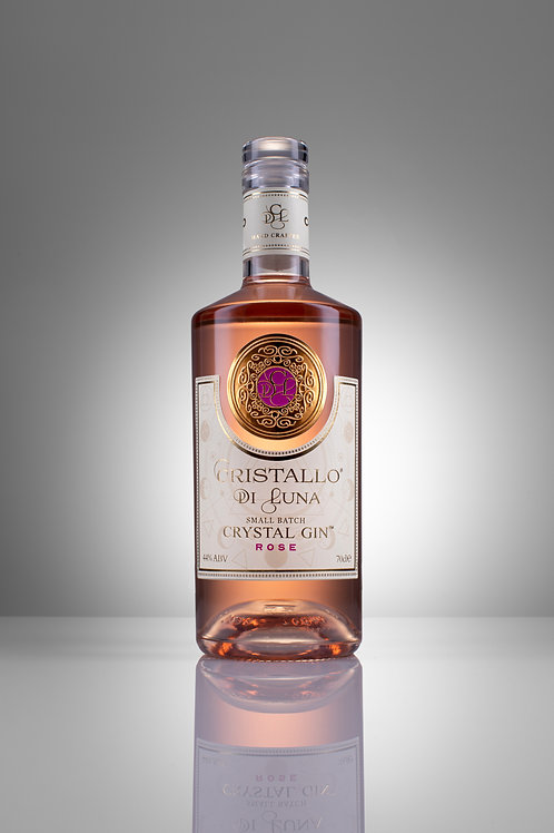 Cristallo Di Luna – Crystal Rose 70cl