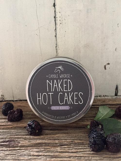 Naked Hot Cakes Tin - 6oz