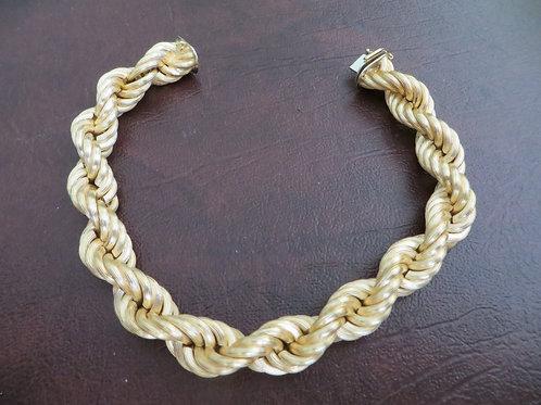 18k Gold Bracelet -SOLD