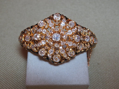 Antique Diamond Bracelet