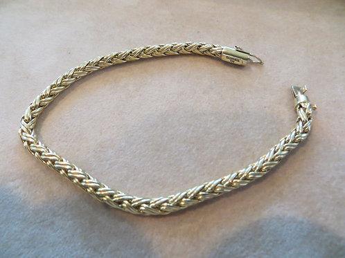 Tiffany 18k Gold Bracelet - SOLD