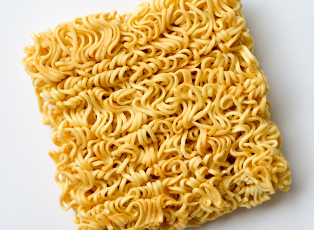 WHAT REALLY ARE INSTANT NOODLES ?!