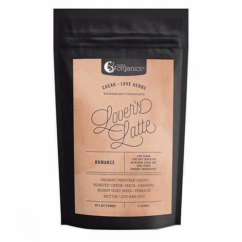 Nutra Organics Lovers Latte