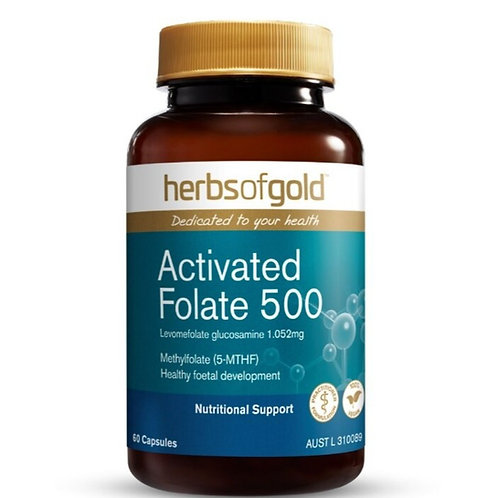 Activated Folate 60caps